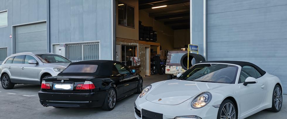 Garage GP AUTO SERVICES 31880 La Salvetat Saint Gilles