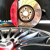 Disques et plaquettes de freins GP AUTO SERVICES