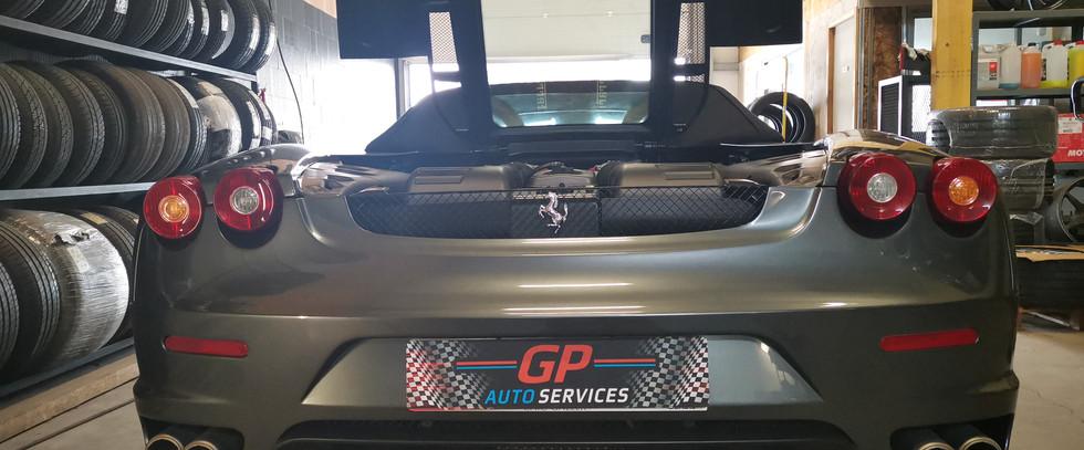 GP AUTO SERVICES 31880 LA SALVETAT SAINT GILLES