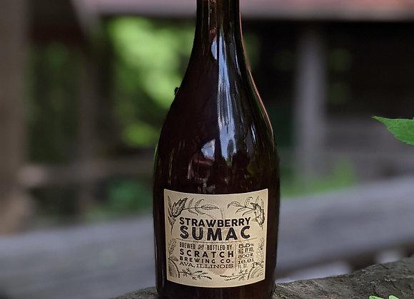 Bottle of Strawberry Sumac