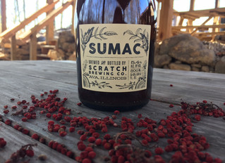 Sumac Sour and Basil IPA Release