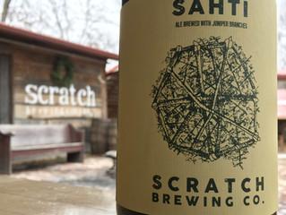 Sahti Bottle Release
