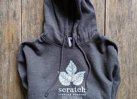 Scratch Hop Leaf Pullover Hoodie