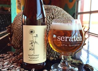 Sunflower Bottle Release