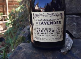 Blackberry Lavender Bottle Release