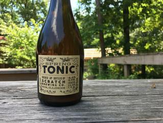 Spring Tonic Bottle Release