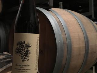 Chambourcin Bottle Release