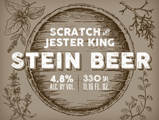 Fourth Anniversary Weekend and Scratch-Jester King Bottle Release!