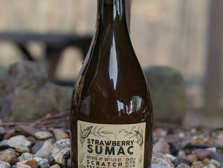 Strawberry Sumac Bottle Release