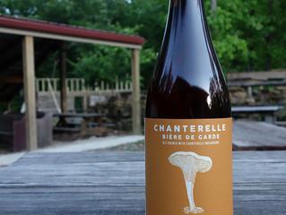 Chanterelle Biere de Garde Bottle Release