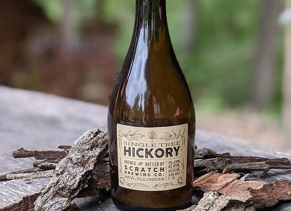 Bottle of Single Tree Hickory