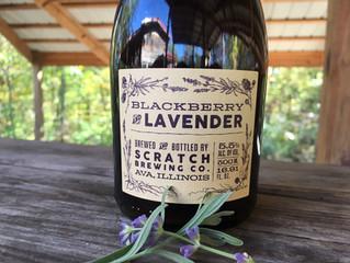 Return of Blackberry Lavender!