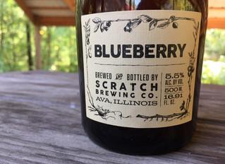 Blueberry Bottle Release