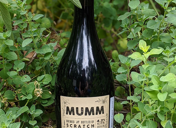 Bottle of Barrel-Aged Mumm