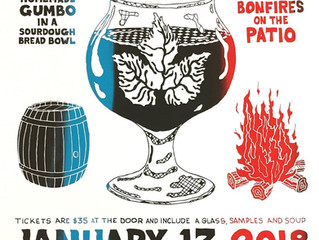 Bonfire & Botanicals 2018 (Updated with Beer List)