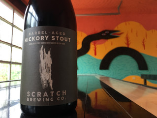 Barrel-Aged Hickory Stout Release