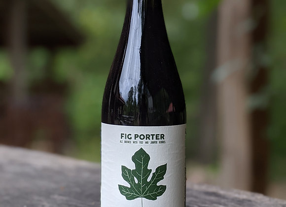 Bottle of Fig Porter
