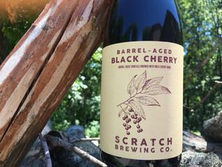 Barrel-Aged Black Cherry Bottle Release