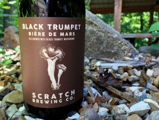 Black Trumpet Biere de Mars Bottle Release