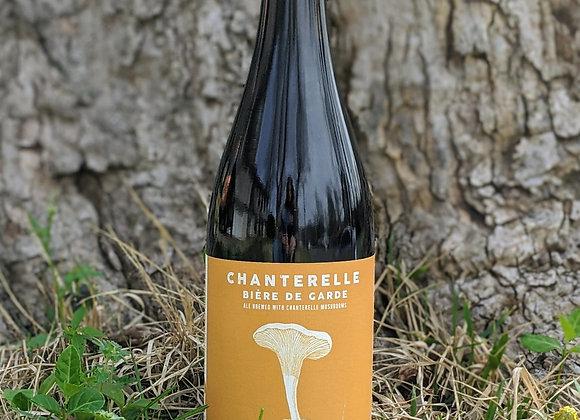 Bottle of Chanterelle Biere de Garde