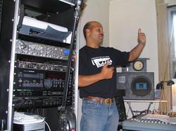 Moe AlKahbir trombone Studio Numuz