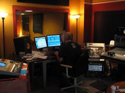 AVEC SYLVAIN CLAVETTE Studio CHAOS