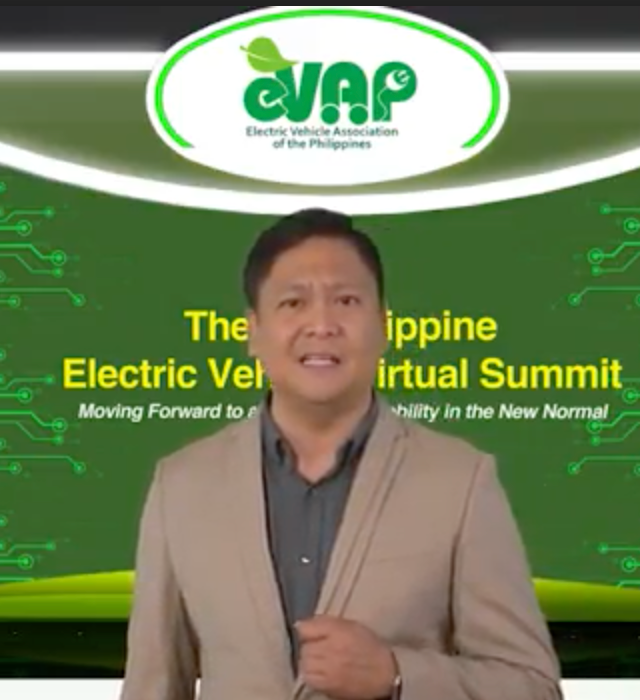 Electric Vehicles Philippines EVAP.png