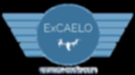 ExCAELO Aerial Imaging Logo