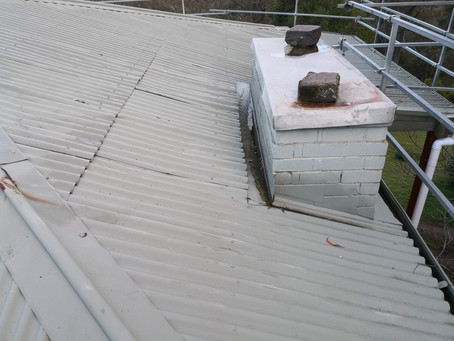 We Transformed This Roof In Kangaroo Ground with A Metal Roof Replacement!