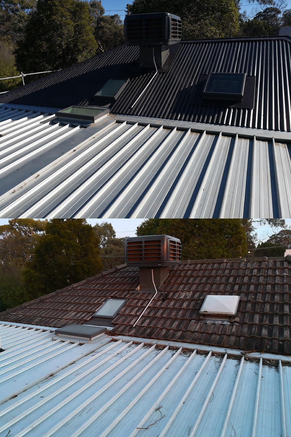 Quality roofing in Watsonia