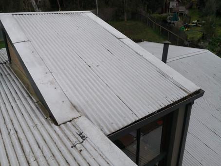 Metal to Metal Re-Roof in Diamond Creek