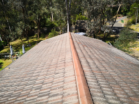 We Replaced this Tiled Roof In Eltham – Check Out the Results!