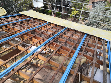 Roofing Services in Eltham