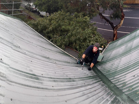 Roofing Services in Heidelberg