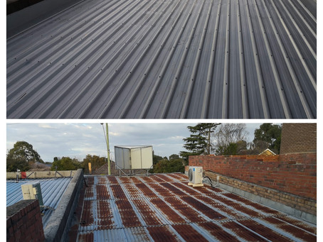 Roof Replacement Watsonia