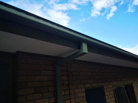 Does your home need new guttering?