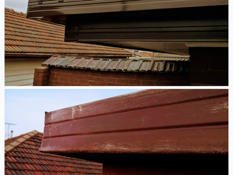 Installing Colorbond Fascia Covers