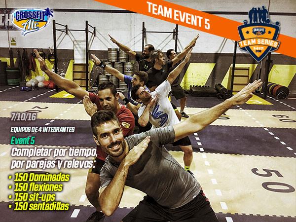 Team Event 5