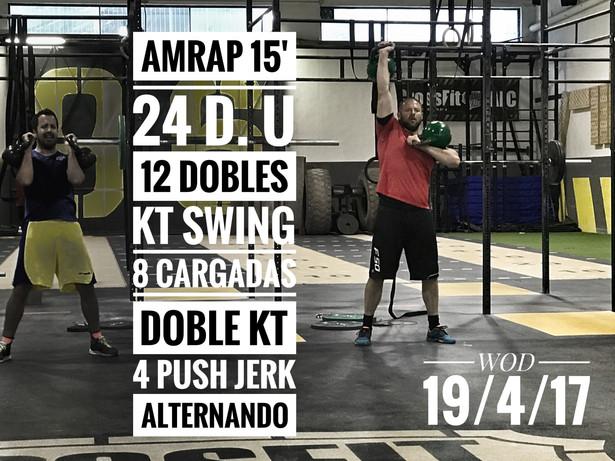 AMRAP '15