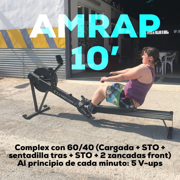 AMRAP 10'