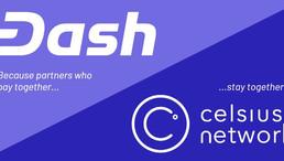 Celsius Now Enables Interest and Loans Via Dash
