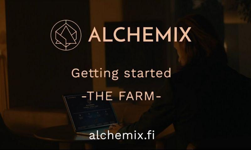 Alchemix Announces $4.9 Million Raise Led By CMS, Alameda, And E-Girl Capital