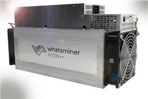 Whatsminer M30S++