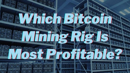 Which Bitcoin Mining Rig Is Most Profitable?