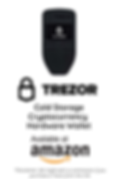 TREZOR One is among the most trusted har