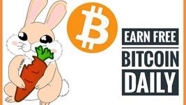 Earn Free Bitcoin With Carrot