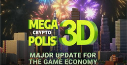 Build A Second Life Property Empire On MegaCryptoPolis