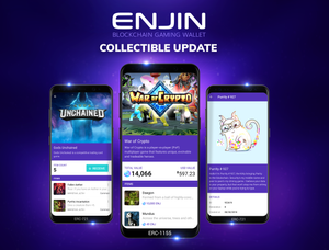 Enjin Wallet Now Supports 100 Different NFTs