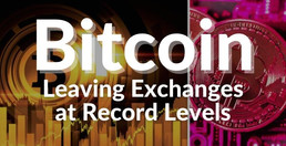 Bitcoin Exodus From Exchanges Indicates Hodlers Investing Long Term