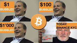Peter Schiff Hates On Bitcoin Yet Again, But He'll Come Around At $50k Says Max Keiser